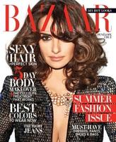 La perfección de Penélope Cruz en Harper's Bazaar