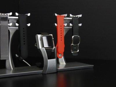 DAIS, el peculiar 'perchero-cargador' para Apple Watch