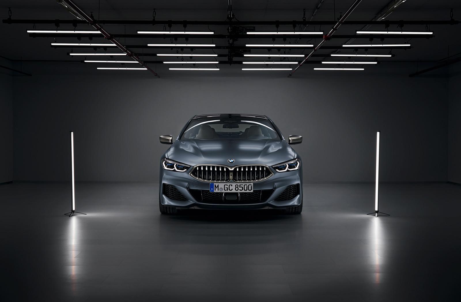 Foto de BMW Serie 8 Gran Coupé (presentación) (54/159)