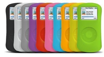 nano Lava, la funda de silicona en colores