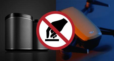 O aceptas mis condiciones o te bloqueo el dispositivo a distancia: los casos de DJI y Sonos