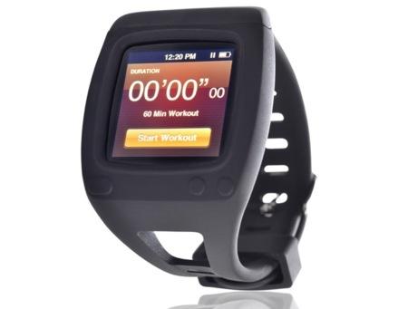 El último iPod Nano como reloj de pulsera y con Bluetooth