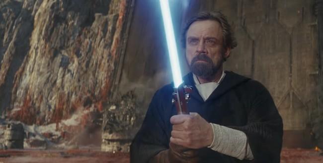 Luke en el Episodio VIII