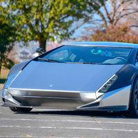 Kode 0, el exclusivo Lamborghini Aventador con traje 'setentero', de nuevo a la venta