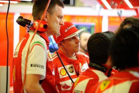 """James Allison:""""Los problemas del F14T son consecuencias del diseño"""""""