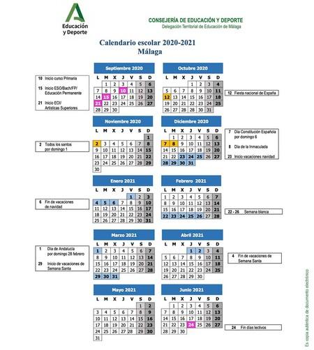 Calendario-escolar-20-21-Malaga