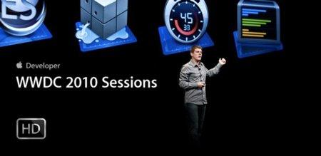 Apple publica de forma gratuita para todos los desarrolladores sus sesiones de la WWDC 2010