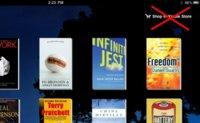 Apple obliga a las aplicaciones de eBooks a eliminar enlaces a tiendas web