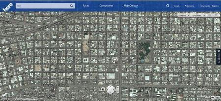 Nokia Here llega a México en múltiples plataformas