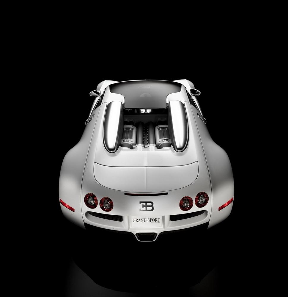 Foto de Bugatti Veyron Grand Sport (20/29)
