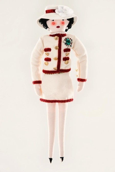 chanel doll