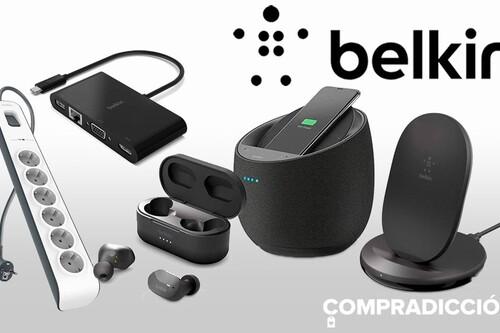 Sonido y accesorios Belkin para tu smartphone y tu portátil a los mejores precios en Amazon
