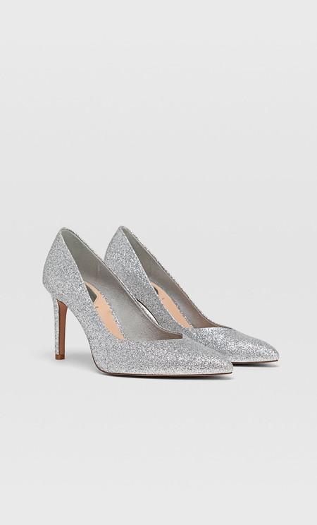 Zapatos Glitter Stradivarius