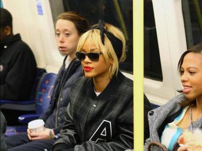 Si llegas tarde lo mejor es coger el metro, que se lo pregunten sino a los famosos