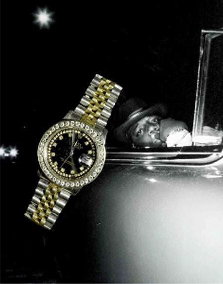 Rolex de Notorius B.I.G.