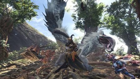 Monster Hunter World detalla todo el contenido que llegará con su parche de lanzamiento