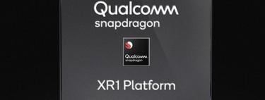 Las futuras gafas de realidad virtual independientes ya tienen un chip específico: Qualcomm Snapdragon XR1