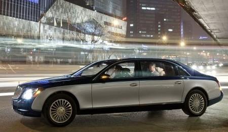 Rumores de que Mercedes Benz asombrará el Salón del Automóvil de Ginebra con su nuevo Maybach