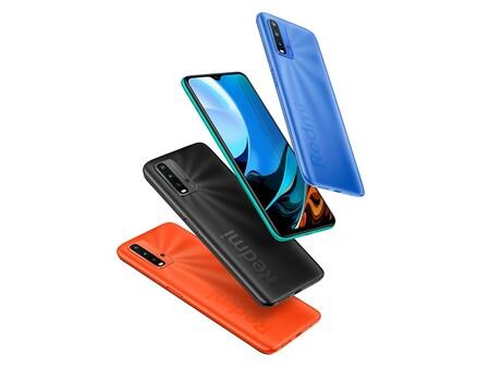 Xiaomi Redmi 9t Oficial Diseno Bateria 6000 Mah