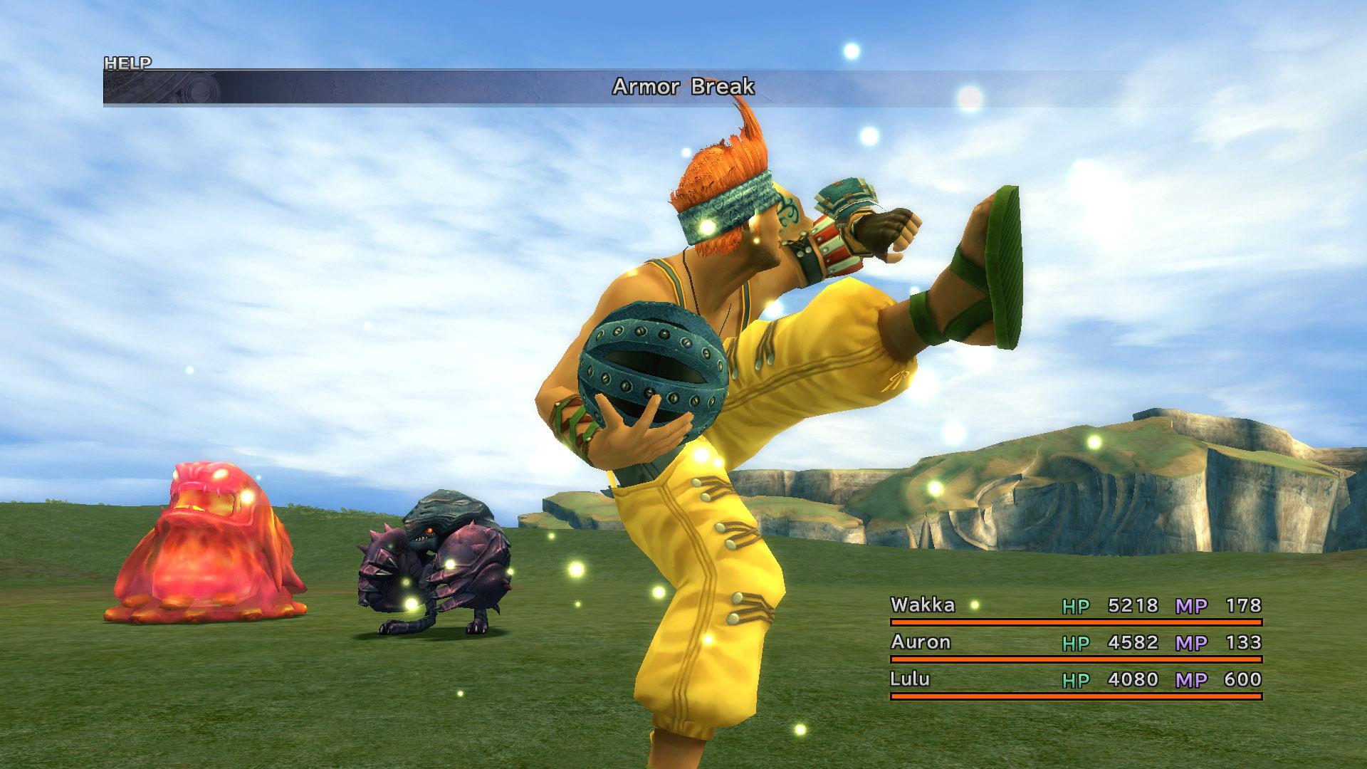 Foto de Final Fantasy X/X-2 HD Remaster (1/18)