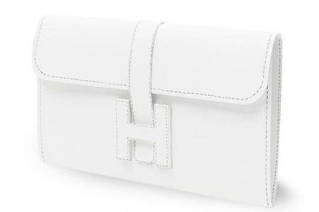 """Hermès lanza el """"Jigé Paper Bag"""", la versión en papel del bolso cult de la firma, para que lo podamos customizar"""