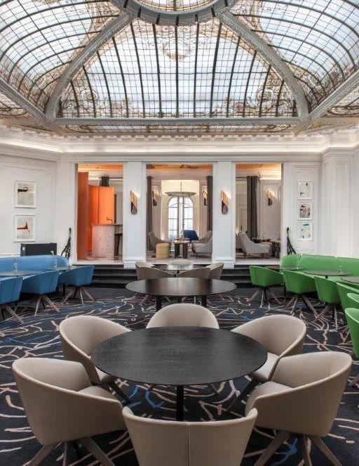 Foto de Hôtel Vernet (11/14)