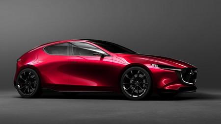 Mazda Kai Concept y Vision Coupé, las dos apuestas de futuro de Mazda en Tokio