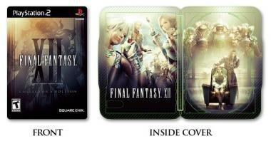 Imagen de la Edición de Coleccionista de Final Fantasy XII