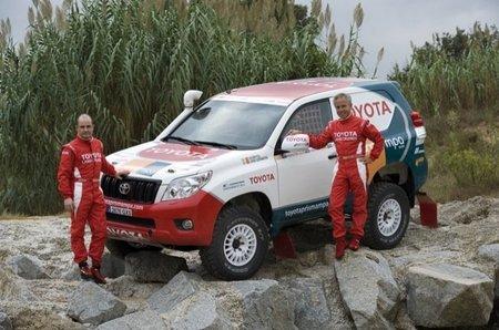Queda menos para el Dakar 2012, ¡todos preparados!