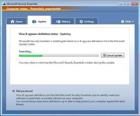 Microsoft presenta su antivirus para Windows