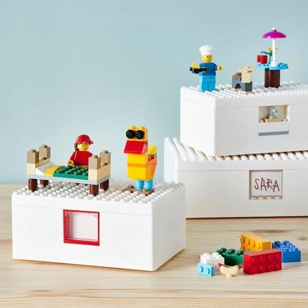 Bygglek Caja 201 Piezas Lego R Colores Variados 0854686 Pe780726 S5