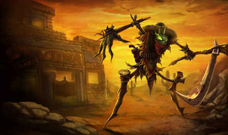 League of Legends: Fiddlesticks jungla será mucho más viable a partir del parche 8.4