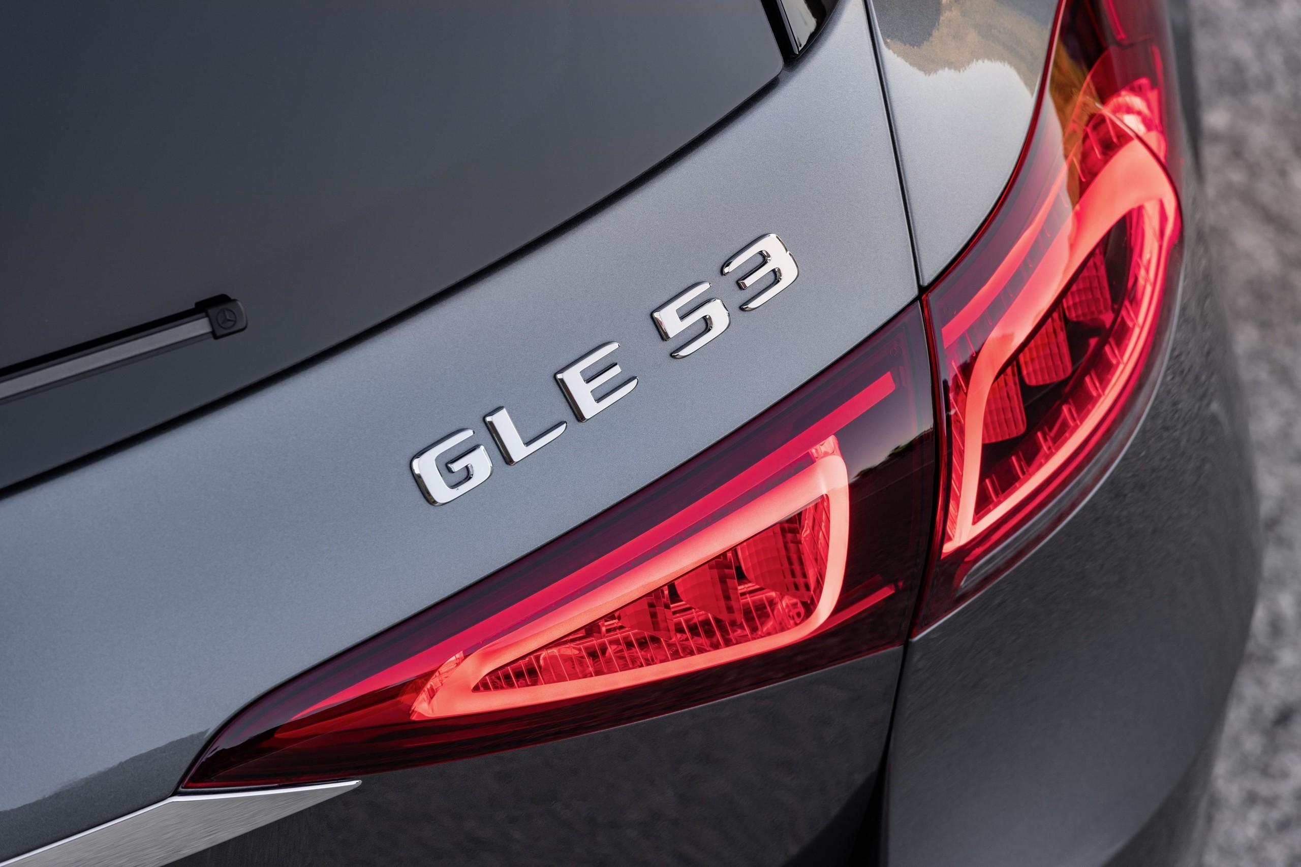 Mercedes-AMG GLE 53 4MATIC