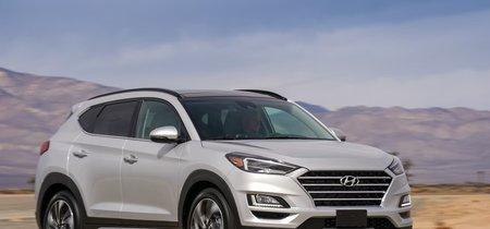 Este es el aspecto del renovado Hyundai Tucson que estará a la venta este mismo verano