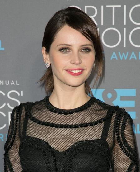 Felicity Critics Choice Movie Awards 2015
