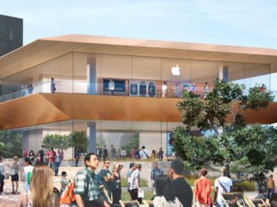 Melbourne tendrá una nueva Apple Store, y no tendrá mucho que envidiarle a la de Chicago