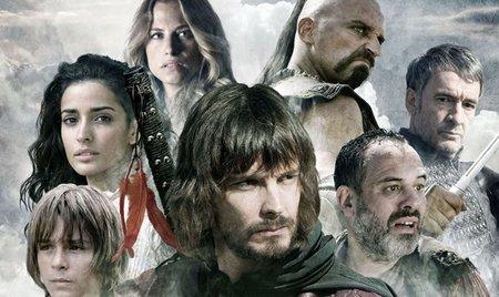 Las series españolas también se adueñan del cine y el teatro
