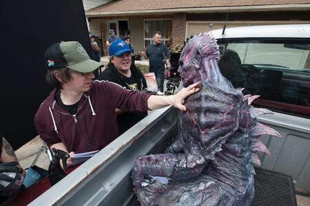 """""""Me encantaría hacer películas solo un poquito más caras que 'Psycho Goreman' para que todo el mundo pueda tener una paga decente"""". Steven Kostanski"""