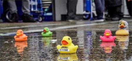 Silverstone y el asfalto incapaz de drenar la vergüenza del GP de Gran Bretaña