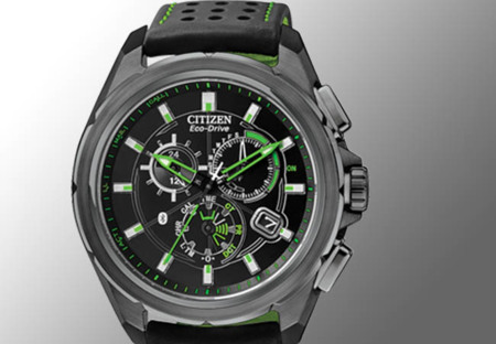 Citizen Proximity, un reloj con tecnología Bluetooth 4.0 y un gran diseño