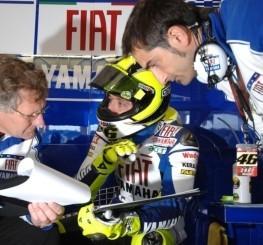 Se confirma que Rossi llevará neumáticos Bridgestone