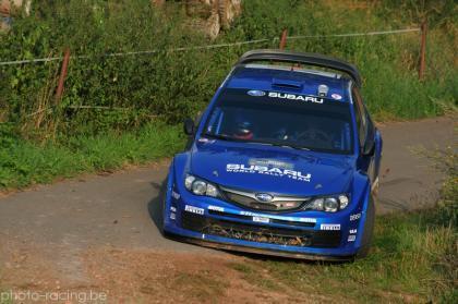 Tirabassi y Pons los nuevos pilotos Subaru