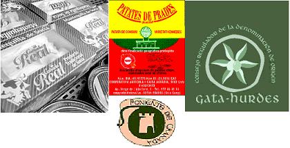 Cinco productos españoles se incorporan al registro europeo de D.O.P. e I.G.P.