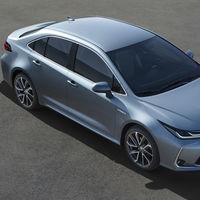 Toyota Corolla Sedán: el regreso de una berlina de Toyota a España es un coche híbrido, para primavera de 2019