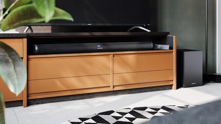 Sharp lanza la HT-SBW202, una barra de sonido 2.1 para mejorar el sonido de tu tele sin gastar una fortuna