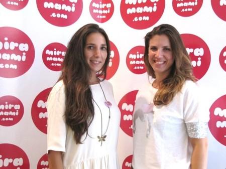 """Arantza y Marta de MiraMami: """"Intentamos ofrecer todo lo que cubra las necesidades de las mamis"""""""
