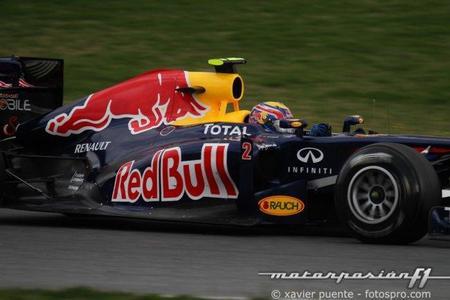 GP Australia F1 2011: Nada cambia en la Fórmula 1 tras los primeros entrenamientos libres del Gran Premio de Australia