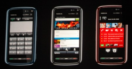 Nokia 5800 XpressMusic, presentado oficialmente