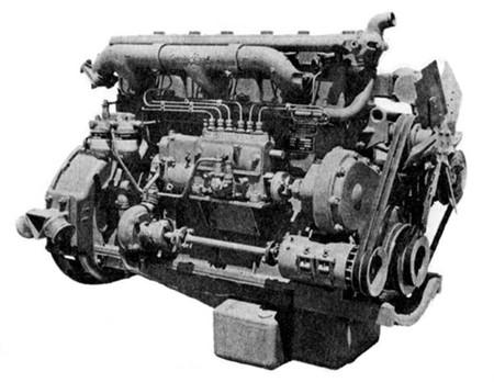 Barreiros Chrysler Diesel