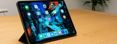 Otro nuevo intento por reorganizar la multitarea en el iPad aparece en este concepto